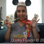 Day 39–Ultimate 40th Anniversary Disney World Mousketeer Giveaway