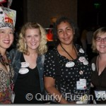 BlogHer11–No Surprises, Great People, Plenty of Swag