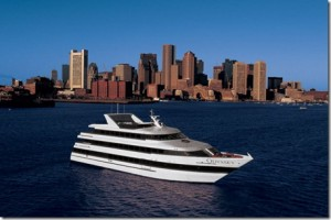 Entertainment Cruises Odyssey in Boston