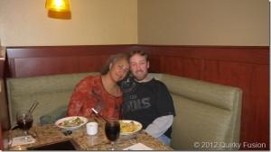 Romantic Dinner at The Melting Pot