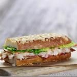 I'm a Panera Sandwich Showdown Finalist!