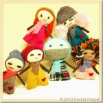 Pocket People–When Toys Have Beautiful Stories