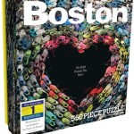 The Shoes We Wore Puzzle from Ceaco Supports One Fund Boston