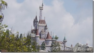 Beast's Castle, Walt Disney World