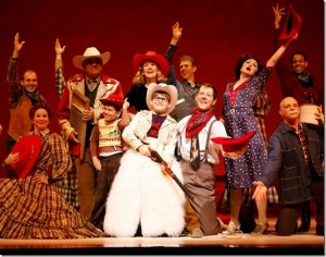 A Christmas Story, The Musical Cast
