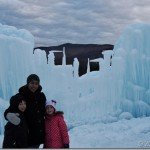 Win Four Tickets to the Ice Castle in Lincoln, NH