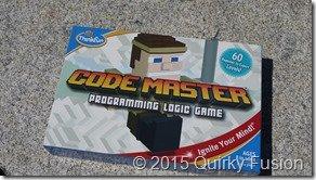 Code Master from ThinkFun