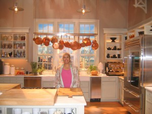 Me in Martha's Kitchen!