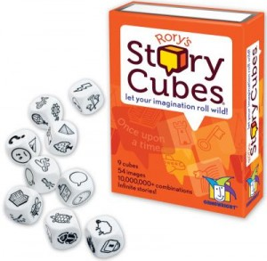 Rory's Story Cubes © Gamewright