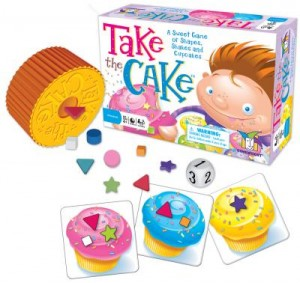 Take the Cake © Gamewright