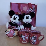 Happy Valentine's Day to Me and You from the Disney Store