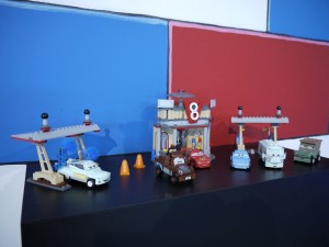 Cars 2 LEGO sets