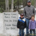 A Sweet Afternoon at Turtle Lane Maple Farm