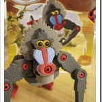 Primates of the World from Bloco Toys