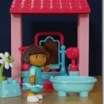 Mega Bloks Dora's Bath Time Fun Review