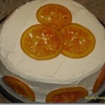 Rum Punch Cake [Recipe]