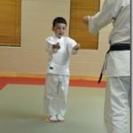 Beginnings–Karate Red Belt