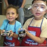 Lowes Build and Grow Teaches Kids to DIY