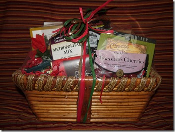Dance Party & Gift Basket 004