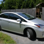 In Which I Drive a Prius Plug-In Hybrid… And Don't Realize It