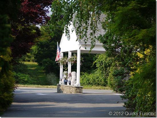 Pleasant Bay Village, Chatham, MA - Port-cochère
