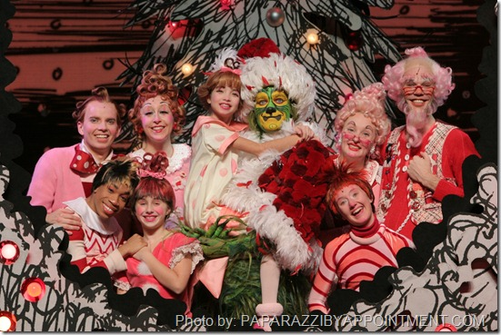 How The Grinch Stole Christmas Musical.How The Grinch Stole Christmas The Musical Quirkyfusion