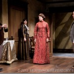 Half 'n Half 'n Half at the Merrimack Repertory Theatre