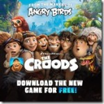 The Croods Video Game and App Giveaway