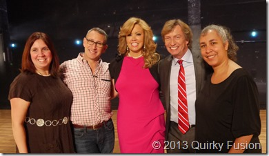 Adam Shankman, Nigel Lythgoe, and Mary Murphy at SYTYCD dance auditions in Boston