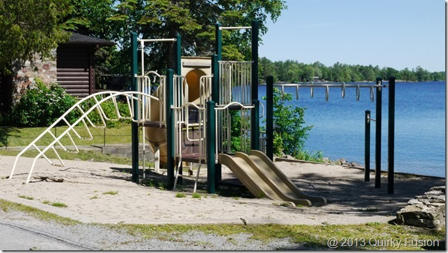 Playground at Viamede Resort