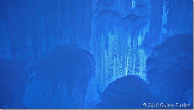 Ice Castle Glow