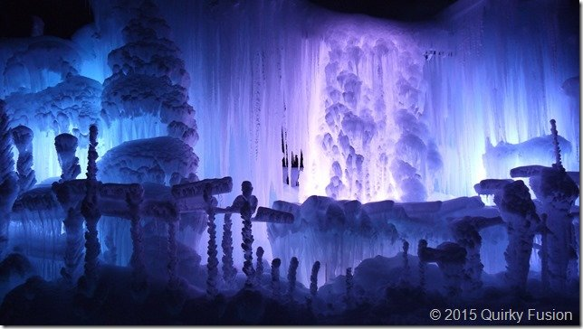 Amazing Ice Castle