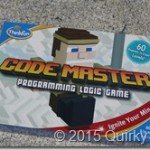 Code Master Programming Logic Game from ThinkFun [Review]