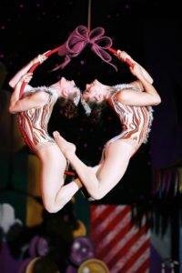 Cirque Dreams Holidaze - Reindeer Soaring