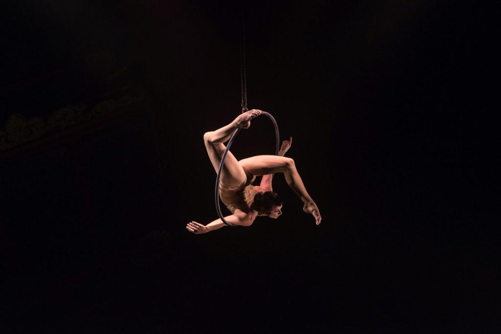 Circus 1903 Hoop