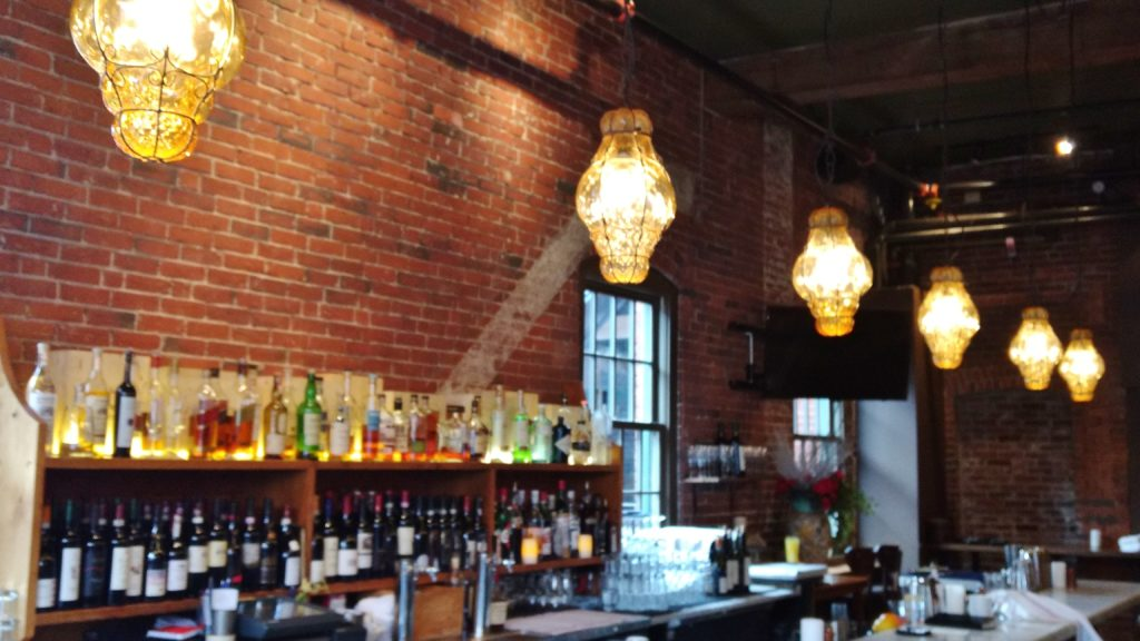 Bar at Il Casale, Belmont, MA