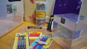 School Specialty Parent Box