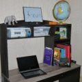 Desk ready for BTS