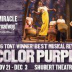 The Color Purple Comes to Boston