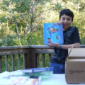 Unboxing TECCA books and materials
