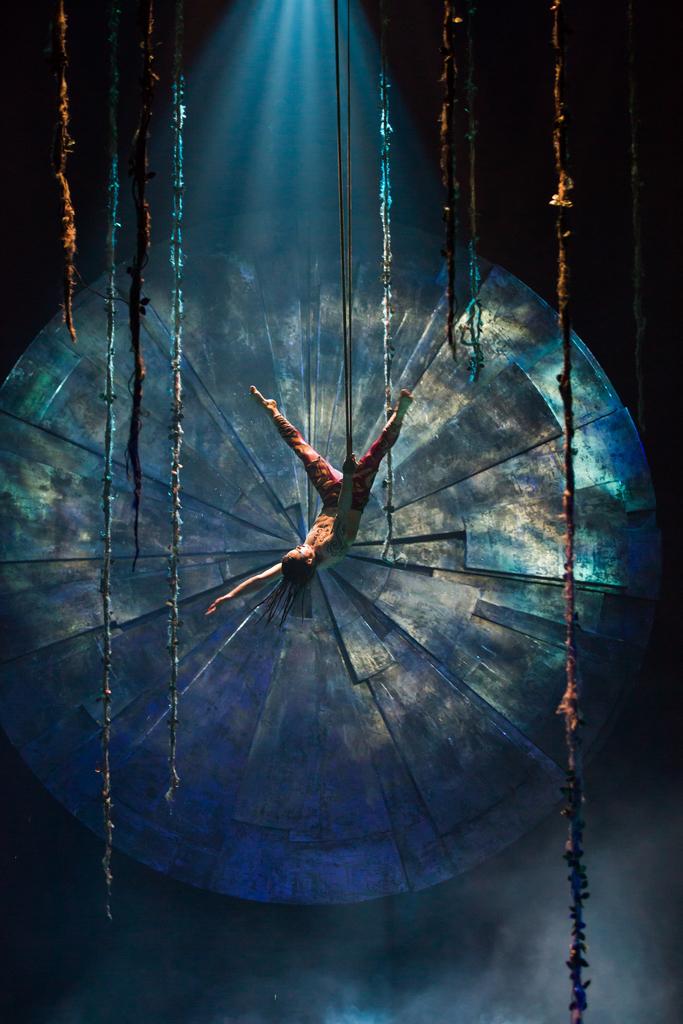 LUZIA by Cirque du Soleil Straps